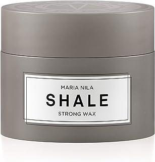 Maria Nila Minerals – Shale Strong Wax 100 ml   Starkt styling-hårvax för långt grepp