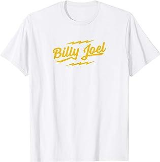 Billy Joel - Big Shot (Yellow) T-Shirt