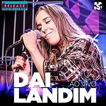 Dai Landim no Release Showlivre (Ao Vivo)