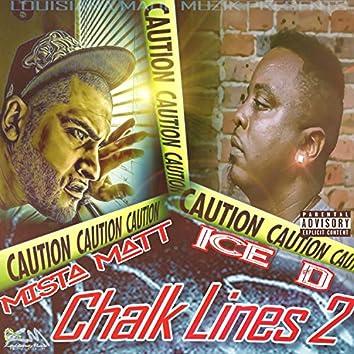 Chalk Lines, Pt. 2 (feat. Ice D)