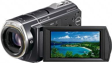 Sony HDR-CX520V 64GB Flash High Definition Camcorder (Black)