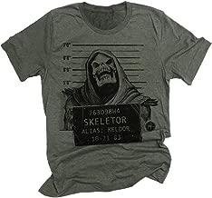 Skeletor T-Shirt Master of the Universe tee 80s cartoon Unisex tee fast fashion bella canvas xs-4xl