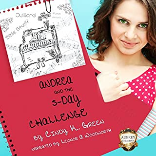 Andrea and the 5-Day Challenge cover art