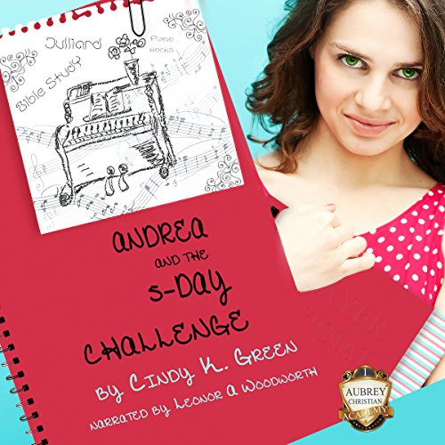 Andrea and the 5-Day Challenge audiobook cover art
