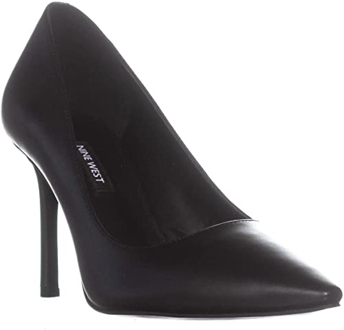 Nine West Wohommes Wohommes Emmala Pump noir Leather 5.5 M US M