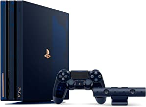 Playstation 4 PRO 2Tb 500-Million Limited Edition Console (Limited to 50,000 Units Worldwide) bundle more customize now