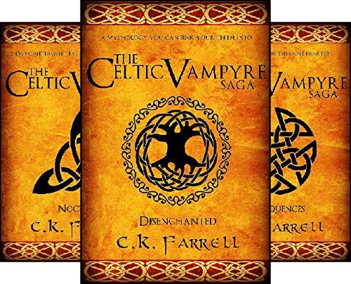 The Celtic Vampyre Saga (4 Book Series)