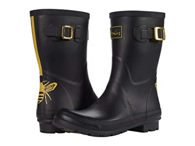 Joules Molly Welly (Gold Bee) Women