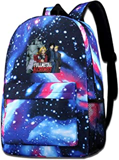 Fullmetal Alchemist Shoulder Bag Fashion School Star Printed Bag