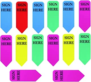 Best sign here stickers bulk Reviews