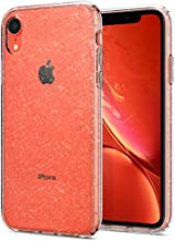 Spigen Liquid Crystal Designed for Apple iPhone XR Case (2018) - Glitter Crystal Quartz