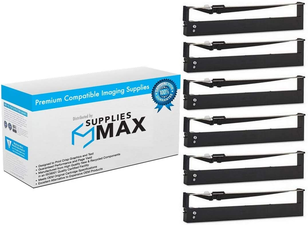 SuppliesMAX Compatible Replacement for 6443602 Sale Special Price Prin Black Nashua Classic