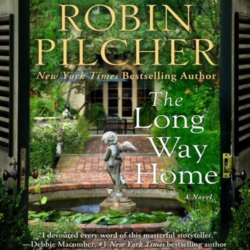 The Long Way Home audiobook cover art
