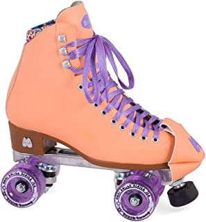 Moxi Skates – Beach Bunny – Fashionable Womens Roller Skates