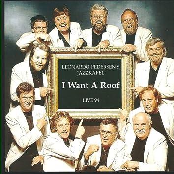 I Want a Roof - Live 94 (Live)