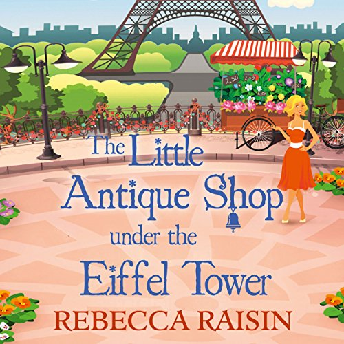The Little Antique Shop Under the Eiffel Tower audiobook cover art