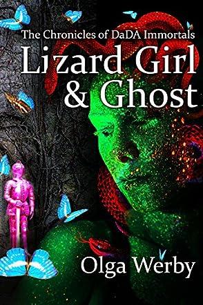 Lizard Girl & Ghost