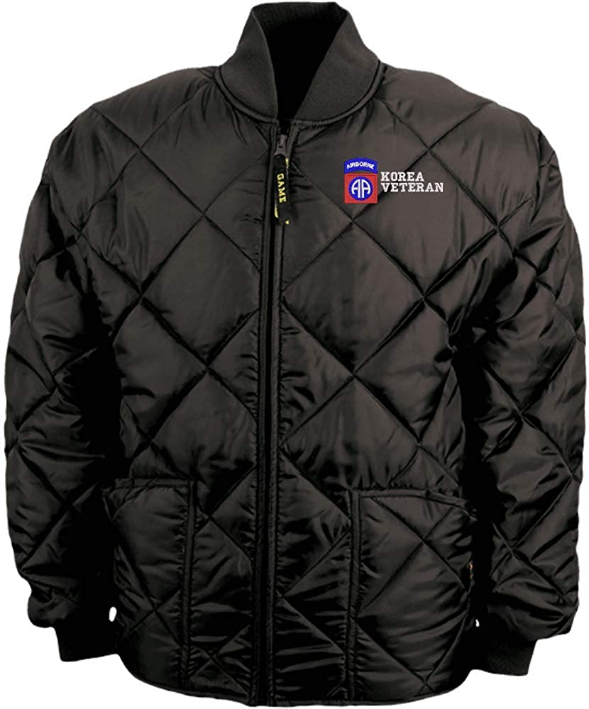 82nd Airborne Division Korea Veteran Game Sportswear Bravest Jacket