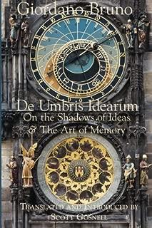 De Umbris Idearum: On the Shadows of Ideas