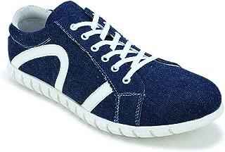 SCENTRA Men's Blue Sneakers