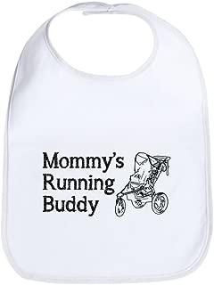 Mommy's Running Buddy Bib Cloth Baby Bib