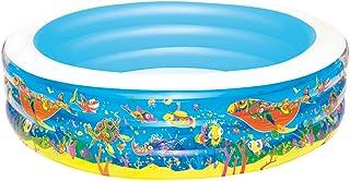 Piscina Hinchable Infantil Bestway Play Acuario 229x56 cm