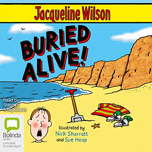 Buried Alive  cover art