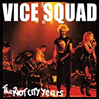 THE RIOT CITY YEARS [CD]