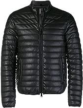 Emporio Armani Luxury Fashion Mens 6Z1B871EADZ0999 Black Outerwear Jacket   Season Permanent