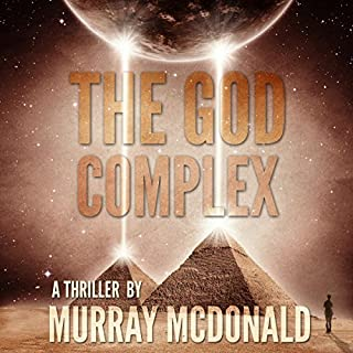 The God Complex: A Thriller audiobook cover art