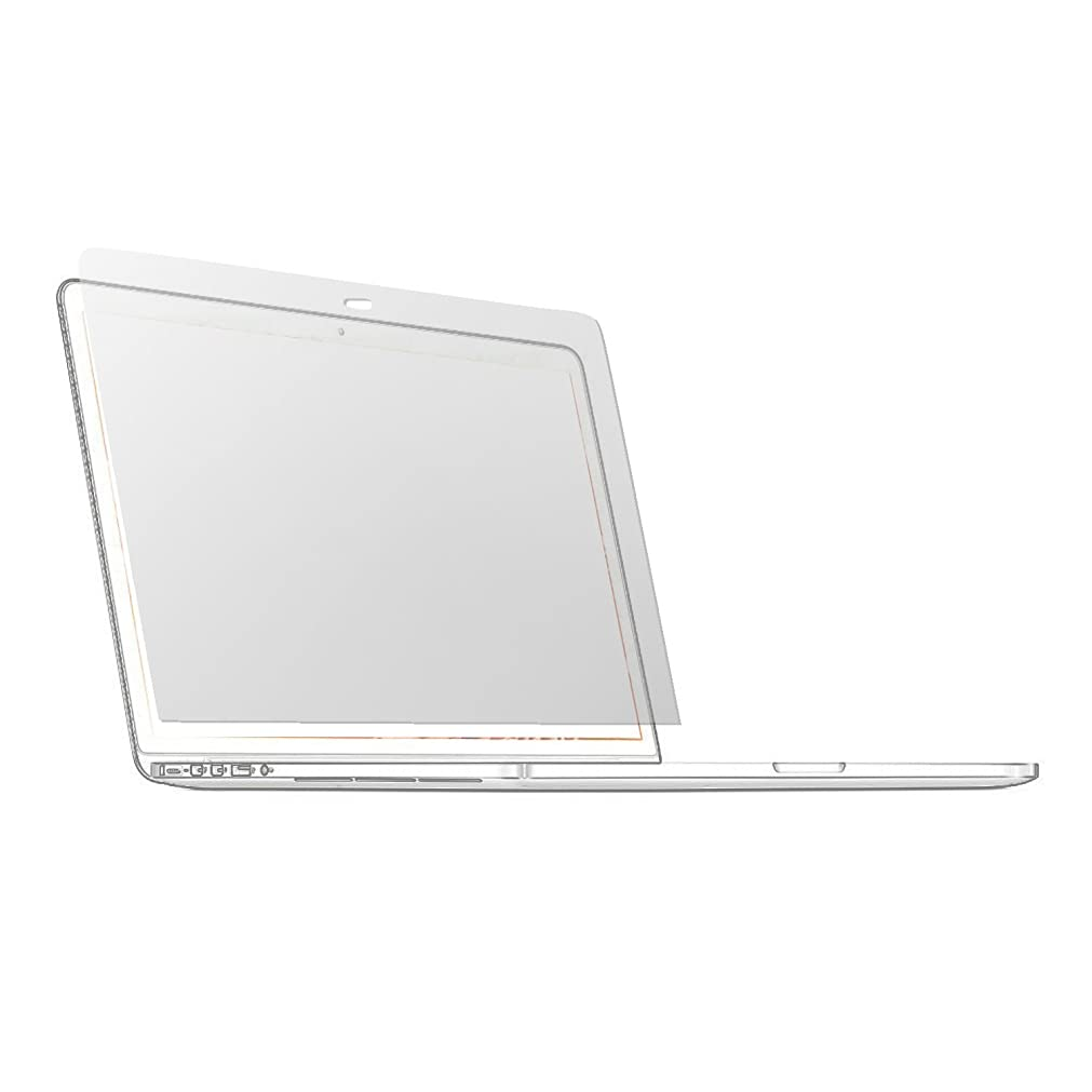 SODIAL(R) Clear Screen Protector LCD Film For NEW Macbook Pro 13