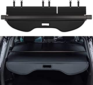 E-cowlboy 【Upgrade Version】 Cargo Cover for Ford Escape 2013~2019 Retractable Trunk Security Shield Shade (Updated Version:There is no Gap Between The Back Seats)