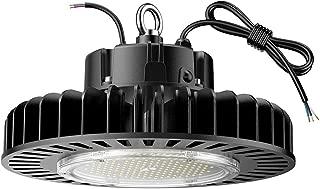 GRANDLUMEN 200W UFO LED High Bay Light, ETL Certified, 5000K Daylight White, 4ft CordL, ED Warehouse Lighting