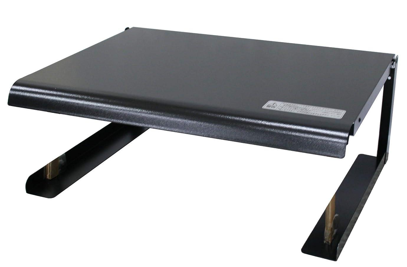 上陸関連する評価池永鉄工 ガスコンロカバー ブラック サイズ:595×430×50mm IK-10B