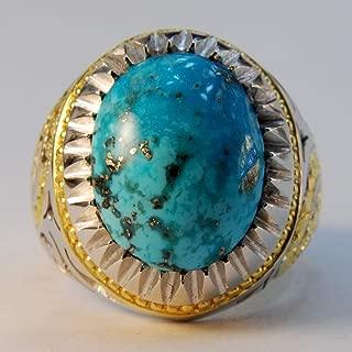 feroza stone ring style