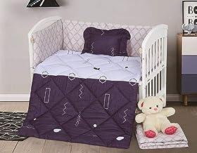 5-Piece Baby Collection Crib Bedding Set-Lucas-020