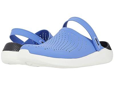 Crocs LiteRide Clog (Lapis/Black) Shoes