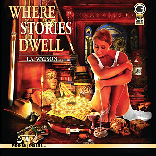 Where Stories Dwell audiobook cover art