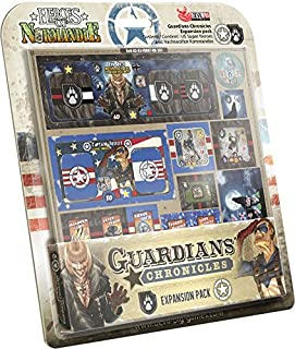 IELLO Heroes of Normandie-Guardians' Chronicles Expansion Board Game