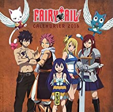 Calendrier Fairy Tail 2016 by Collectif