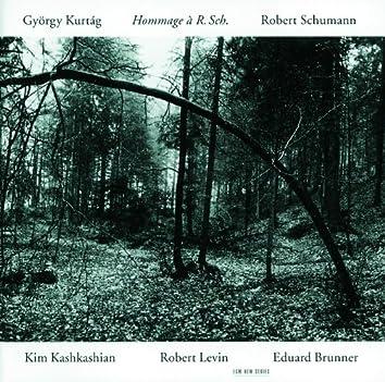 Kurtág, Schumann: Hommage à R. Sch.