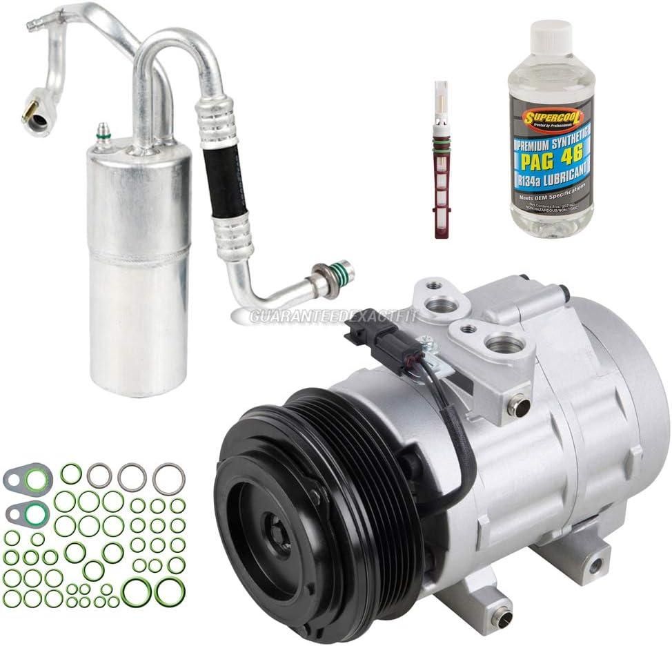 AC Compressor San Antonio Mall A C Kit Selling rankings For Ford F450 F350 F-350 F-250 F250 F550