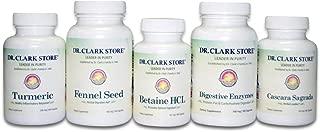 Dr. Clark Digestive Aid Cleanse - Digestive Detox - Colon Cleanse