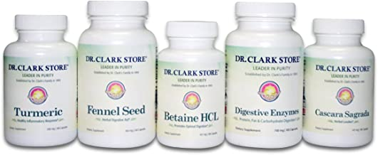 Digestive Aid Cleanse by Dr Clark Estimated Price : £ 81,85