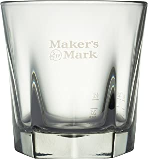 Libbey Inverness Whisky Tumbler 370 ml mit Maker's Mark Branding