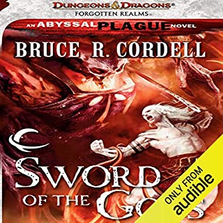 Sword of the Gods audiobook cover art