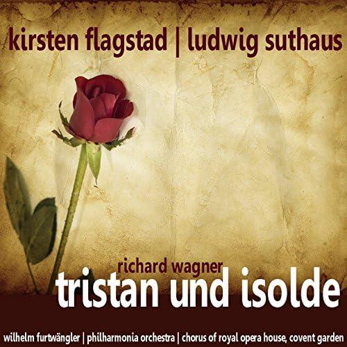 フィルハーモニア管弦楽団, Chorus of the Royal Opera House, キルステン・フラグスタート & Ludwig Suthaus