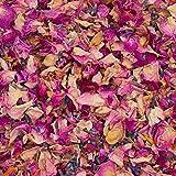 Confeti Boda Natural Biodegradable – Mezcla Premium de Flores Secas: Rosa, Lavanda y Aciano Azul. Con-feti Cumpleaños Ecológico y 100% Biodegradable, Decoración Bodas
