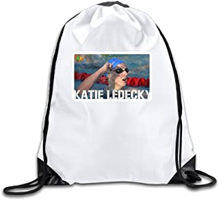 Olympics Games Katie Ledecky Swimming Tourist Bag