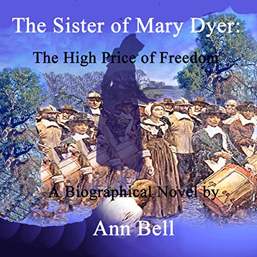 The Sister of Mary Dyer audiobook cover art